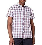 Wrangler SS 1 PKT Shirt Camisa Casual, Blanco (White 989), M para Hombre