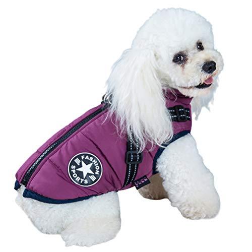 JTLB Abrigos para Clima frío para Perros, Chaquetas para Perros para Invierno...