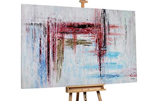 Kunstloft® Extraordinario Cuadro óleo 'El Color