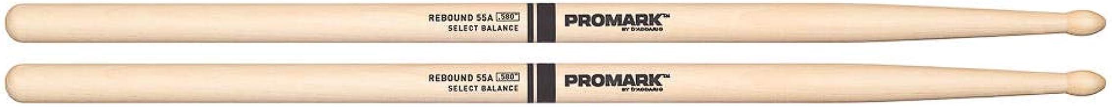 PROMARK プロマーク ドラムスティック セレクトバランス Rebound Balance 55A RBH580TW (406 x 14.7mm) 【国内正規品】