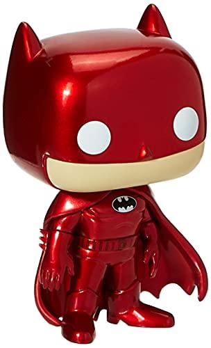 Funko Pop! Batman Red Metallic 144 - Primark Exclusive - Batman 80 Years