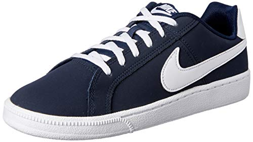 Nike Court Royale (Gs), Sneakers basses homme, Azul (Obsidian / White), 38 EU