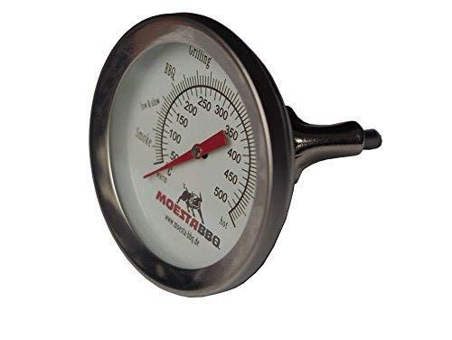 Moesta-BBQ Zeigerthermometer - Bimetall bis 500 °C