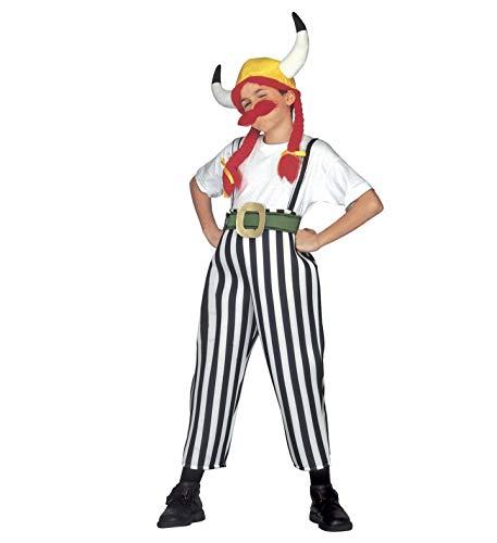 DISFRACES GILMAR Disfraz Obelix Infantil - 11-13 años