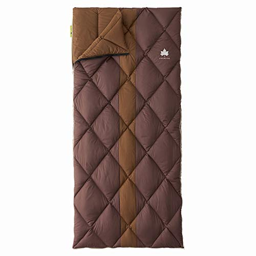 [ロゴス]キャンプ寝袋プレミアムダウンコンフォート3セパレーター-272600550