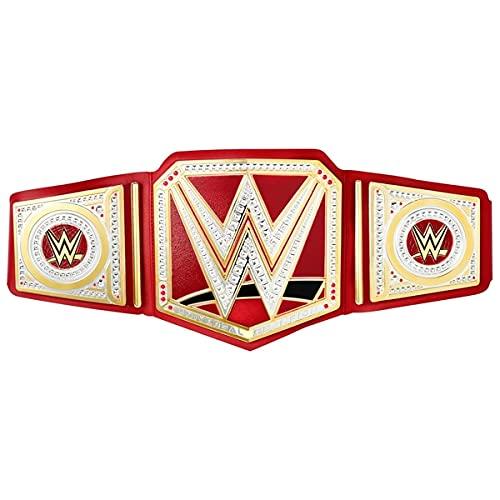 Cinturón de Campeonato Universal WWE Recrea la Gloria WWE y llévate a casa el cinturón