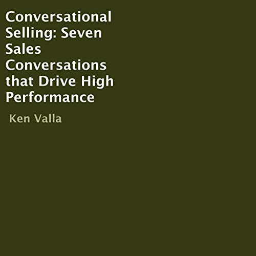Conversational Selling cover art