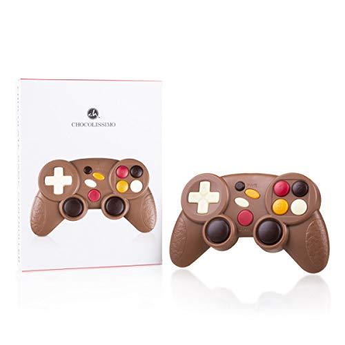 ChocoController - Game-Controller aus Schokolade | Geschenkidee | lustig | Kinder | Erwachsene | Mann | Frau | Begeistert Klein und Groß | Videospielfans | Videospiel Fan | Geburtstag Kind