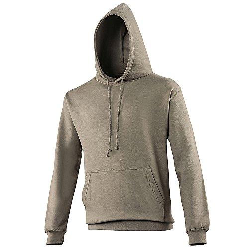 Anvil - Sweatshirt à capuche - Adulte unisexe (2XL) (Vert olive)