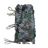 Camouflage Sun Rete per Camuffamento Digitale All'aperto per Fucili di Protezione da Campeggio Foresta Militare/Multi-Size (Size : 10m*10m)