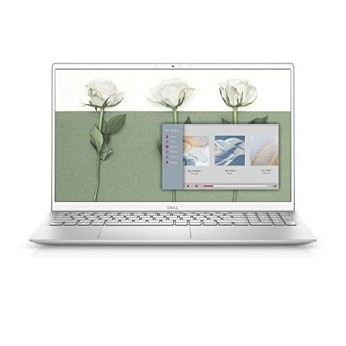 Dell Inspiron 15 5502 Thin & Light Laptop, 15.6 inch FHD - Intel Core i7-1165G7, 8GB 3200MHz DDR4 RAM, 512GB SSD, NVIDIA GeForce MX330 2GB GDDR5, Windows 10 Home - Platinum Silver (Latest Model)