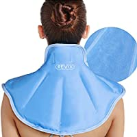 Revix Ice Pack for Neck and Shoulders Upper Back Pain Relief