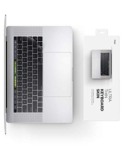 Capa ultrafina para teclado elago para MacBook com Touch Bar e Touch ID, EMB-KEYSKIN-15-FBA