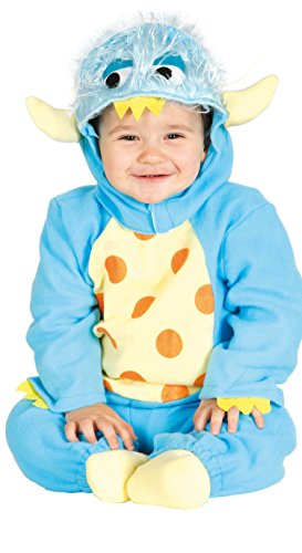 Guirca- Disfraz space monster baby, Talla 6-12 Meses (82510.0)