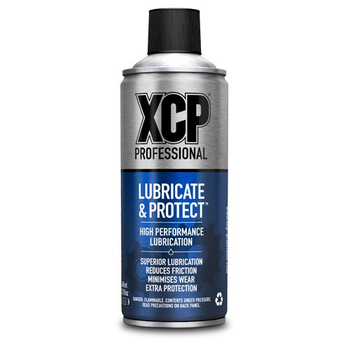 XCP Professional - Lubricate and Protect - High Performance Multipurpose Lubricant Spray - 400ML