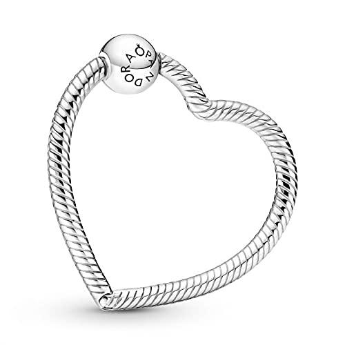 Pandora Colgante de corazón en plata de ley de la colección Pandora Moments 399505C00