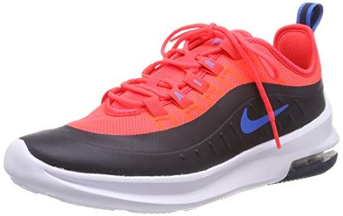 Nike Air MAX Axis (GS), Zapatillas de Running Niñas, Multicolor (Bright Crimson/Photo Blue/Obsidian/White 601), 36 EU