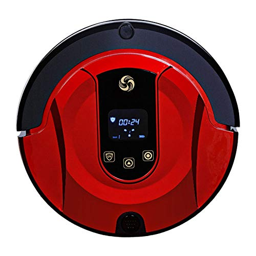Find Discount CHENNAO Vacuum Cleaner Robot 3000pa High Suction Mop and Water Tank Self-Charging Robo...