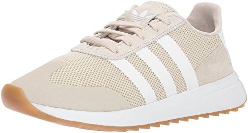 adidas Originals Damen Runner W FLB_Laufschuh, Clear Brown/Clear Brown/White, 37 EU