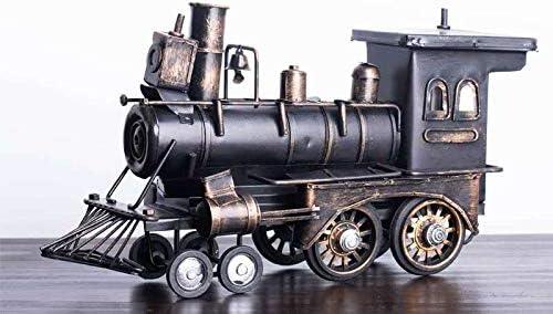 Yuzhijie Industrial Style Retro Milwaukee Mall Ornam Iron Ranking TOP12 Decorative Locomotive