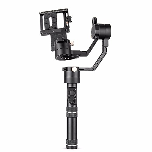 Zhiyun Crane Plus 3-Axis Handheld Gimbal Stabilizer for DSLR and Mirrorless Camera compatible Sony Panasonic LUMIX Nikon Canon POV Large Payload Timelapse Object Tracking New Version zhi yun Crane V2