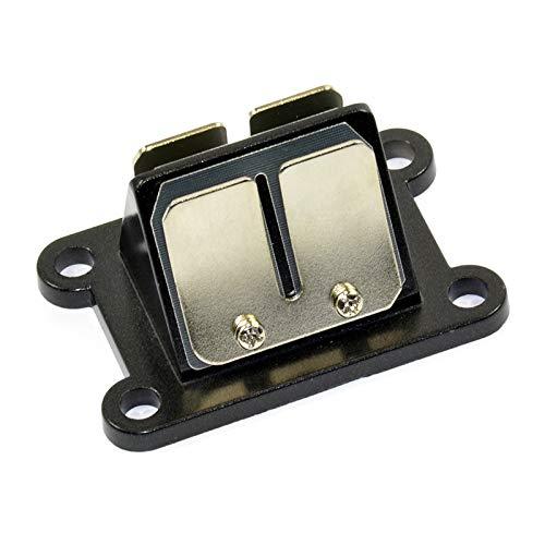 Caja de Láminas de admisión Motor Minarelli AM6, Yamaha, Beta, Aprilia, Motorhispania, Rieju