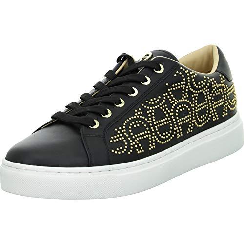 Aigner Sneaker Low Größe 38 EU Schwarz (Schwarz)