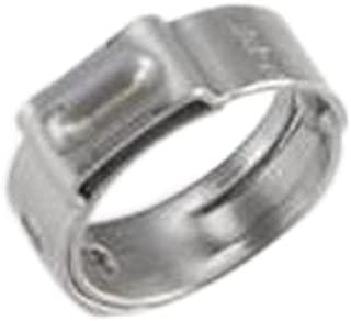 Oetiker 62218 Metal Stainless Steel Pex Clamp, 0.5