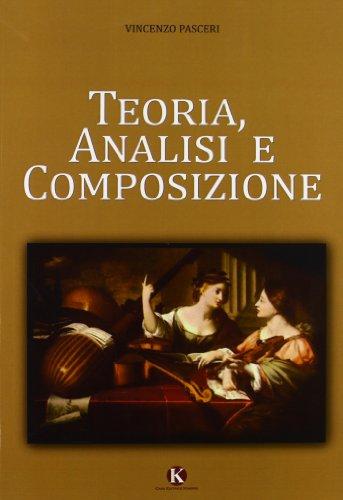 Teoria analisi e composizione