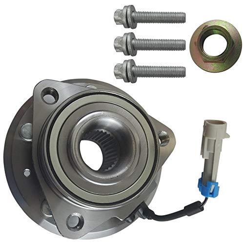 1x Radlager mit integriertem ABS-Sensor Vorderachse links oder rechts Lochkreis: 5x115