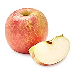 Organic Fuji Apple, One Medium