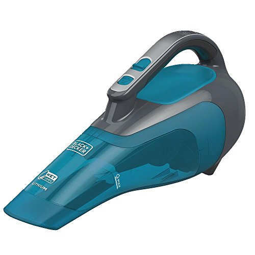 BLACK+DECKER dustbuster Handheld Vacuum, Cordless, Wet/Dry,...