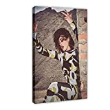 Sänger-Poster Anne Hathaway 19, Leinwand-Poster,
