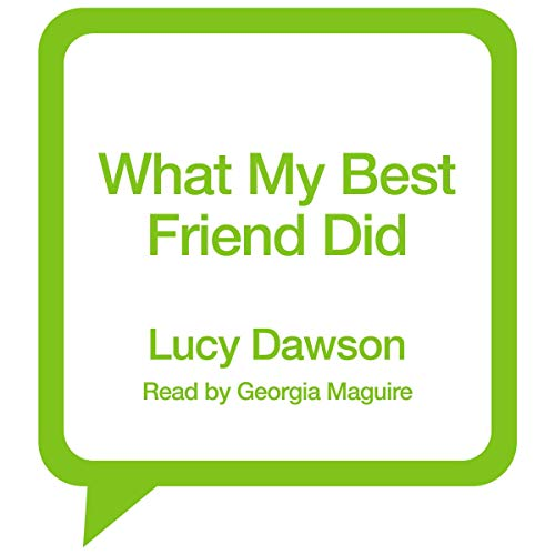 What My Best Friend Did audiobook cover art