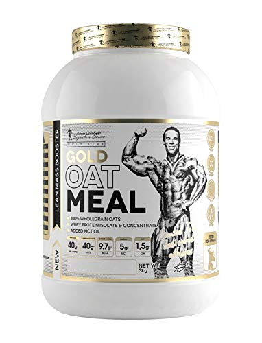Levrone Gold Oat Meal Mass Gainer Whey Protein + Isolate 3kg (Vanilla)