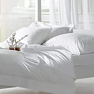 Cottington Lane 400 Thread Count 100% Long Staple Cotton Sheetsets, 4 PCs, RV - King Sheets, Upto 15