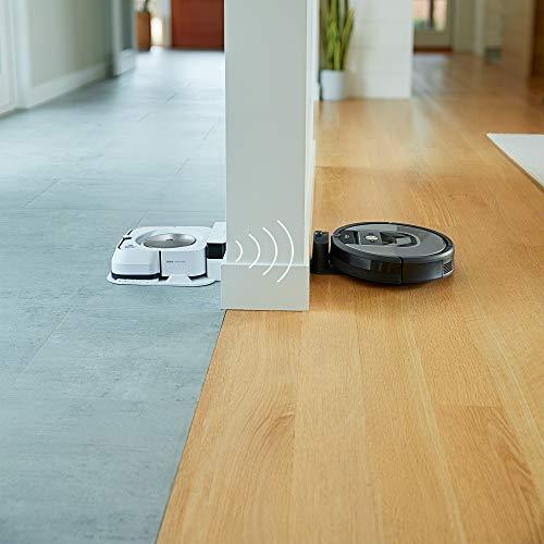 iRobot Roomba 960 Staubsaug-Roboter - 12