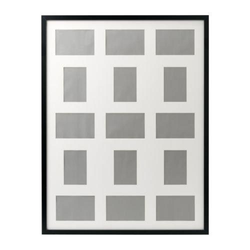 IKEA RIBBA フレーム 写真15枚用 (501.712.97)