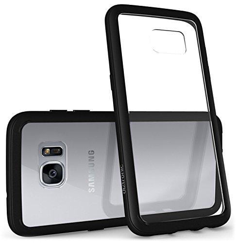Diztronic Voyeur Case per Samsung Galaxy S7 Edge, Nero