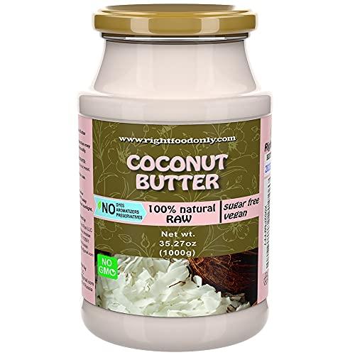 Mantequilla de Coco 1kg   Todo por Supuesto   Sin