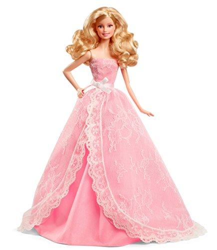 Barbie - Collector 2015, Bambola per Compleanni