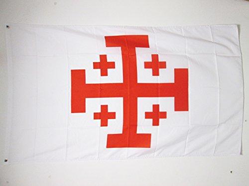 AZ FLAG Order of The Holy Sepulchre of Jerusalem Flag 3