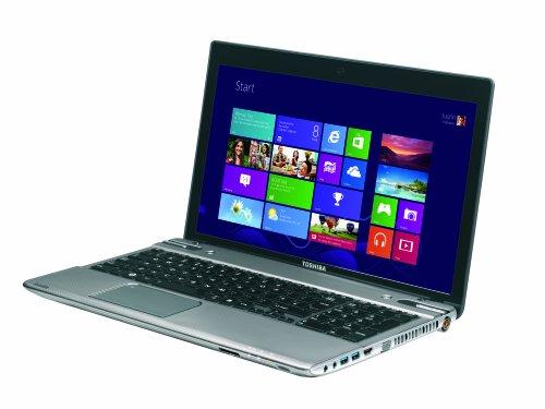Toshiba Satellite P855-34K Notebook, 15.6 pollici, Processore Intel Core i7-3630QM, 1 Tb, Argento