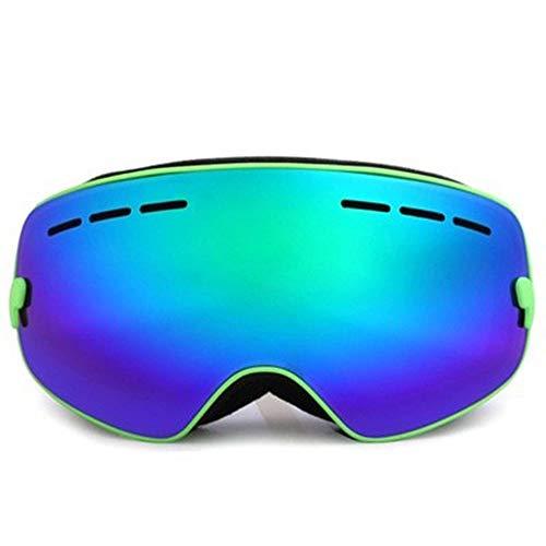 Yi-xir diseño Clasico Gafas de esquí para niños Benice Treble Anti-Fog Snow4300 Moda (Color : 5, Size : 147 * 85mm)