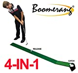 HOLEMORE Boomerang Putting Trainer, Tour Stroke Challenge, Golf Putting Training Aid, Kinetic Ball