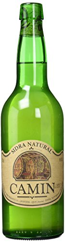 Camin Sidra Natural de 6º - Paquete de 6 botellas de 70 - Total 420 cl