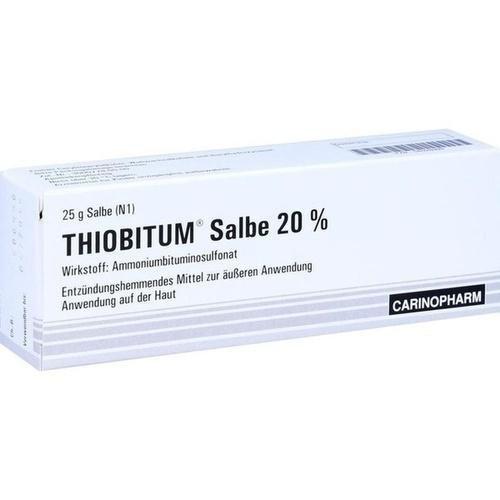 Thiobitum 20% Salbe 25g 0426999