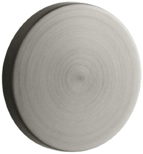 Kohler K-4061-BN Escale Überlaufkappe für Waschbecken, gebürstetes Nickel-Finish