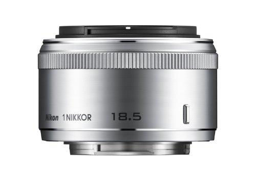 『Nikon 単焦点レンズ 1 NIKKOR 18.5mm f/1.8 シルバー ニコンCXフォーマット専用』の1枚目の画像