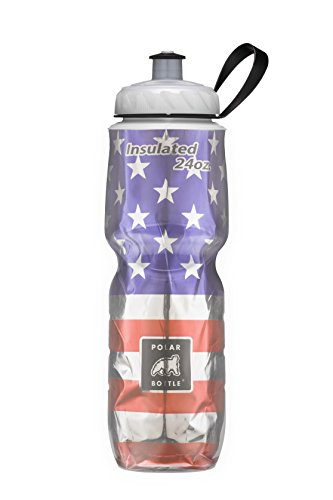 Online Exclusive Flag Bottles